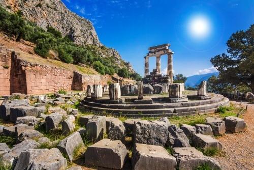 Tholos of Delphi