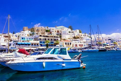 Naxos Harbour