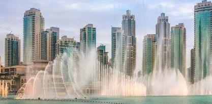 Watch the Dubai Fountain