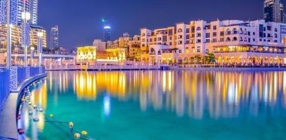 Visit the Dubai Mall