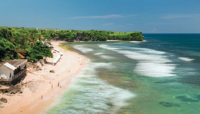 Balangan Beach Bali, Indonesia