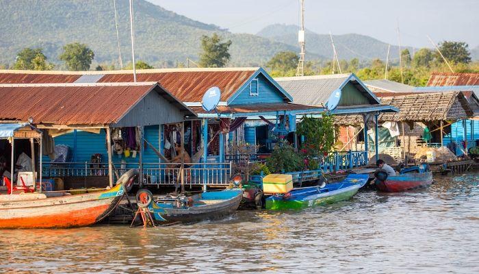 Chnok Tru, Cambodia