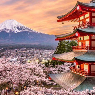 Fuji Japan