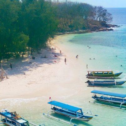 Gili Rengit Bali, Indonesia