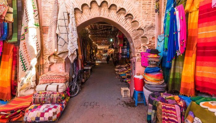 Marrakesh Souk, Morocco