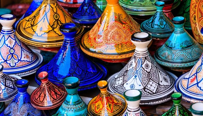 Morocco Tagine pots