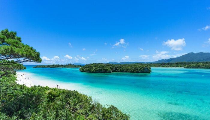 Okinawa Beaches, Japan