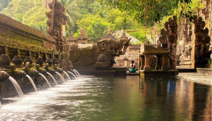 Bali Temple, Indonesia