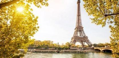 Cruise the River Seine