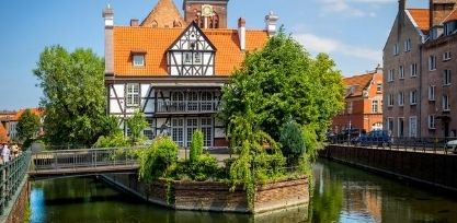 Discover Old Town Charm in Gdansk