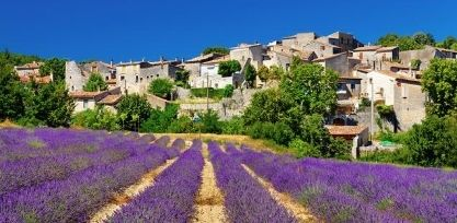 Visit the Artist Villages in Provence