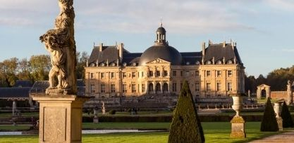 Take a Day Out to Chateau Vaux-le-Vicomte