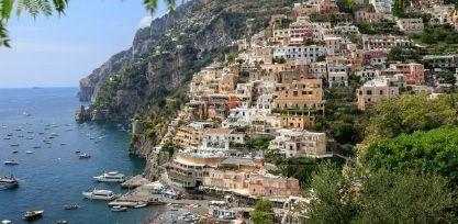 Enjoy the Sunshine on the Amalfi Coast