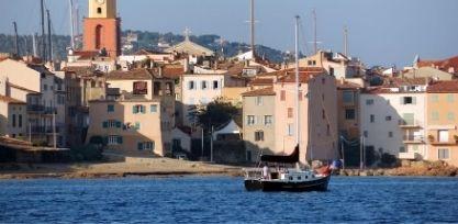 Hire a Yacht in Saint-Tropez