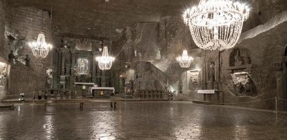 Discover the Depths of the Wieliczka Salt Mines