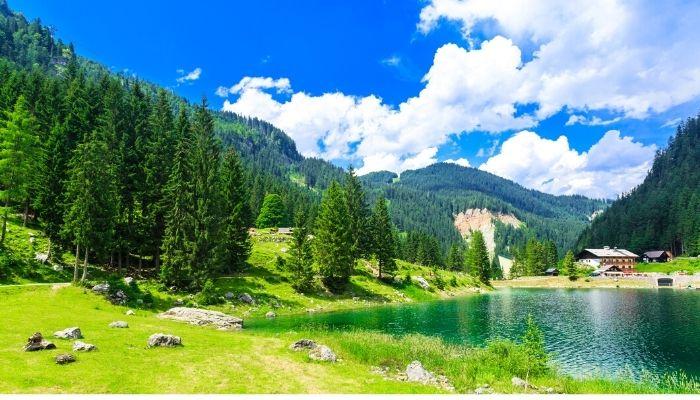 Lake Gosau, Austria