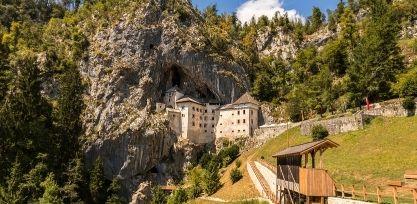 See Predjama Castle