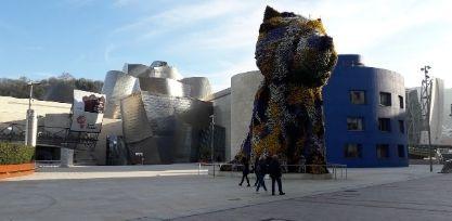 Get Lost in the Guggenheim in Bilbao
