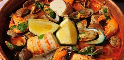 Eat the Best Seafood in Portugal at Ramiro's