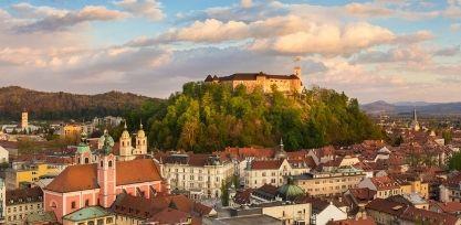 Explore Ljubljana