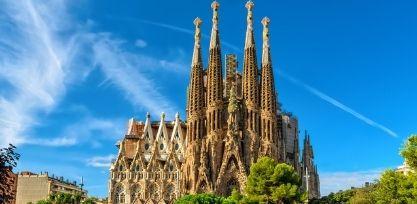 Visit La Sagrada Familia