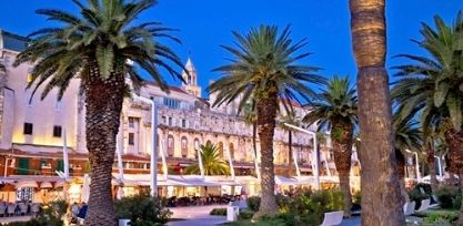 Explore Diocletian's Palace in Split