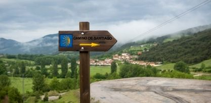 Finish the Camino Trail