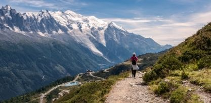 Go Hiking in the Alps