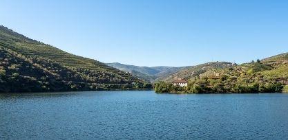 Boat Trip Through the Douro Wine Region
