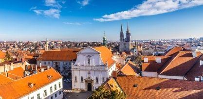 Visit the Capital, Zagreb