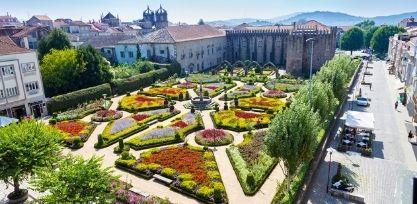 Wander Around Braga