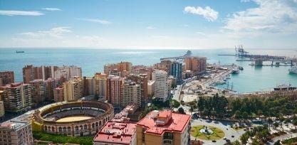 Soak Up the Sunshine in Malaga
