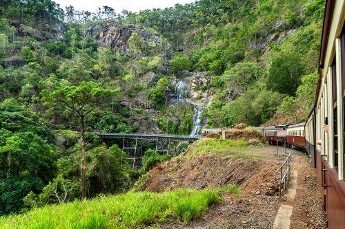 Kuranda Scenic Railway , Cairns, Australia