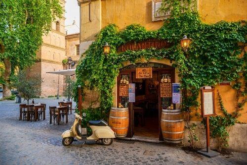 Trastevere Rome, Italy