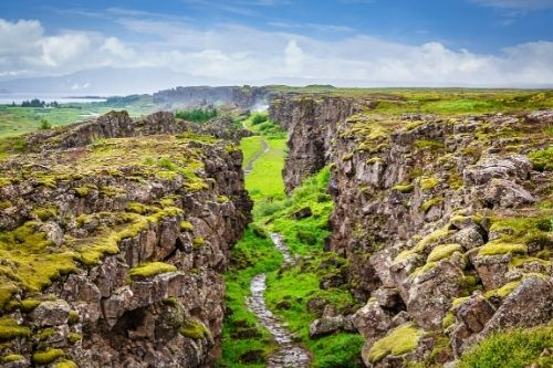 Thingvellir Park, Iceland