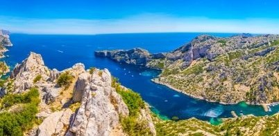 Marseille Calanques, France