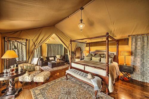 Elewana Sand River Camp