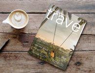 Unforgettable Travel Magazine Cover