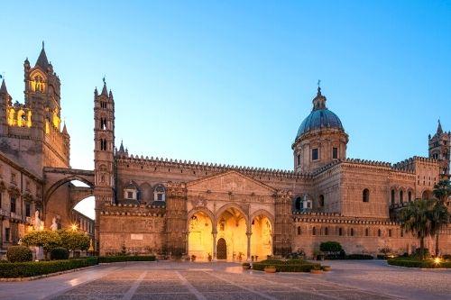 Italy, Palermo