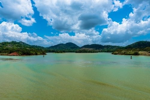 Gatun Lake, Panama