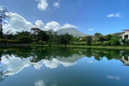 Cloud forest in Monteverde, Costa Rica