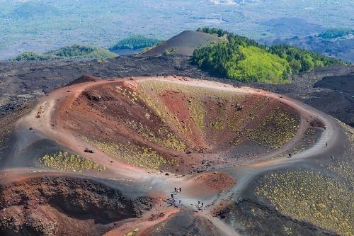 Mount Etna, Italy