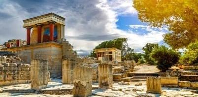 Knoss palace, Greece