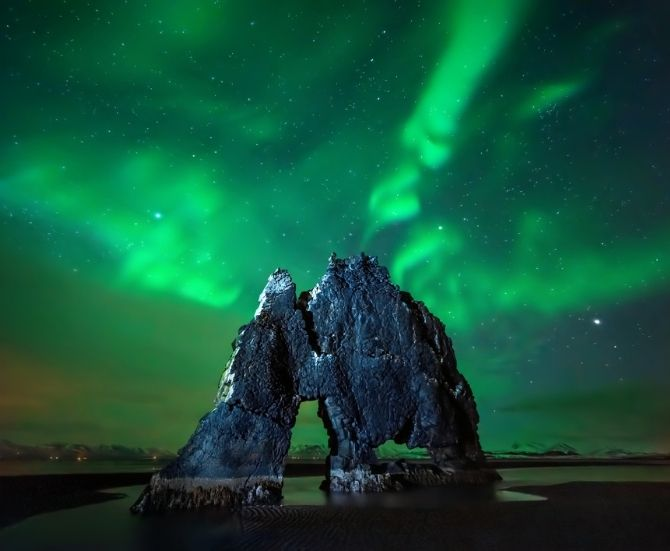 Hvitserkur Rock, Iceland