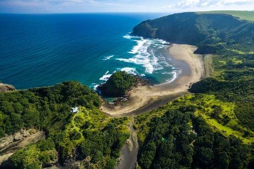 Waitakere Ranges Regional Park, NZ
