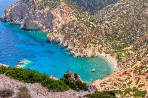 Polyaigos, Greece