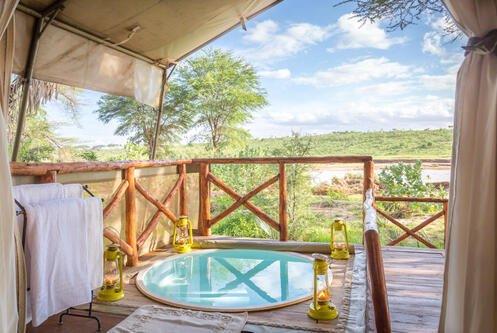 Elephant Bedroom Camp samburu
