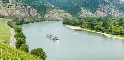 Take a Dinner Cruise on the Danube