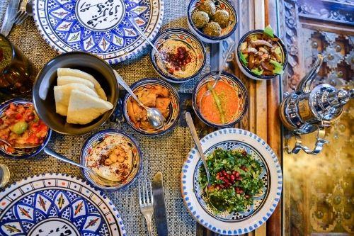 Jordan Cuisine