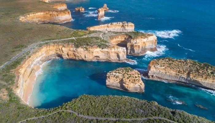 Great Ocean Road, Twelve Apostles,